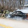 Wantagh F D  Car Fire N-B Wantagh Pkwy at Merrick Rd  3-23-13-16