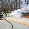 Wantagh F D  Car Fire N-B Wantagh Pkwy at Merrick Rd  3-23-13-13