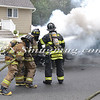 Wantagh F D  Car Fire St  Regis St  & Sycamore Ave  10-3-11-11