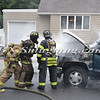 Wantagh F D  Car Fire St  Regis St  & Sycamore Ave  10-3-11-20