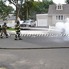 Wantagh F D  Car Fire St  Regis St  & Sycamore Ave  10-3-11-10