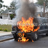 Wantagh F D  Car Fire St  Regis St  & Sycamore Ave  10-3-11-3