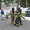 Wantagh F D  Car Fire St  Regis St  & Sycamore Ave  10-3-11-8