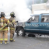 Wantagh F D  Car Fire St  Regis St  & Sycamore Ave  10-3-11-14