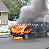 Wantagh F D  Car Fire St  Regis St  & Sycamore Ave  10-3-11-7