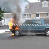 Wantagh F D  Car Fire St  Regis St  & Sycamore Ave  10-3-11-2