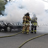 Wantagh F D  Car Fire St  Regis St  & Sycamore Ave  10-3-11-12