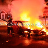 Wantagh F D Car fire Cornelius Avevnue & Wilson  Avenue 2-15-14-6