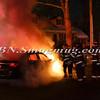 Wantagh F D Car fire Cornelius Avevnue & Wilson  Avenue 2-15-14-3