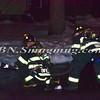 Wantagh F D Car fire Cornelius Avevnue & Wilson  Avenue 2-15-14-10