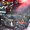 Wantagh F D Car fire Cornelius Avevnue & Wilson  Avenue 2-15-14-20