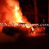 Wantagh F D Car fire Cornelius Avevnue & Wilson  Avenue 2-15-14-2