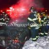 Wantagh F D Car fire Cornelius Avevnue & Wilson  Avenue 2-15-14-18
