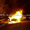 Wantagh F D  Car fire E-B Sunrise Highway c-s Brookside Avenue 11-5-2013--7
