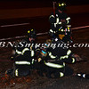 Wantagh F D Car fire NB wantagh pkwy No SS Pkwy 1-13-14-17