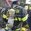 Wantagh F D  Garage Fire 720 Francis Drive 4-9-12-16