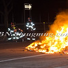 Wantagh F D  Garbage Truck Fire I-F-O 3434 Sunrise Hwy 1-8-15-2