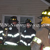 Wantagh F D  House Fire 1231 Hawthorne Drive West 7-5-13-14