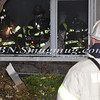 Wantagh F D  House Fire 1241 Barberry Rd 11-11-13-11
