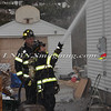 Wantagh F D  House Fire 2551 Wantagh Ave 3-21-12-20