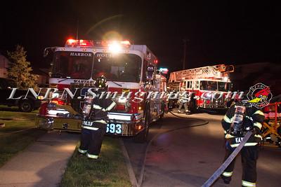 Wantagh F.D. House Fire 3559 Verona Pl 5-14-15