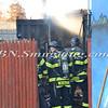 Wantagh F D  Storage Shed Fire LI Cheeseburger  2-8-12-16