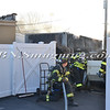 Wantagh F D  Storage Shed Fire LI Cheeseburger  2-8-12-10