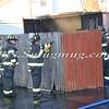 Wantagh F D  Storage Shed Fire LI Cheeseburger  2-8-12-19
