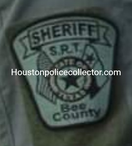 Wanted Texas B County Patches