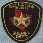 Wanted Texas C County Patches