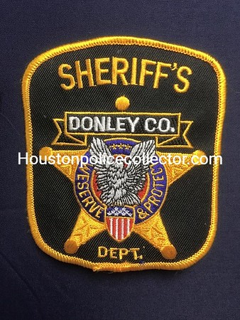 WANTED DONLEY COUNTY