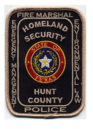 Hunt County Fire Marshal