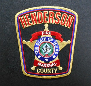 Henderson Fire Marshal 2013