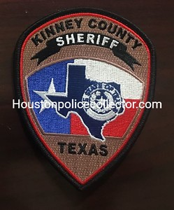 Wanted Texas K County Patches