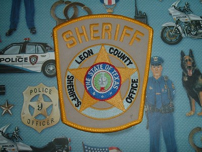 Wanted Texas L County Patches