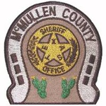 Wanted Texas M County Patches