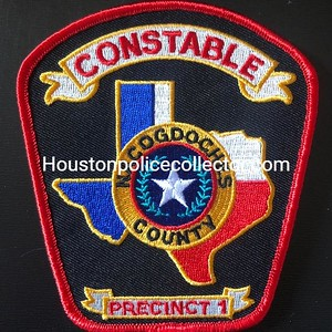 Wanted Texas N County Patches