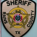 Wanted Texas R County Patches