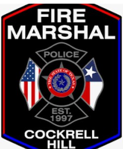 Cockrell Hill Fire Marshal