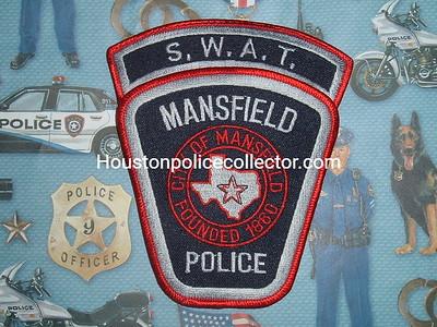 mansfield swat
