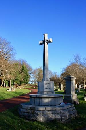 Glasgow - Sandymount Cemetery