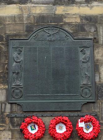 Edinburgh (Canongate)- WW1