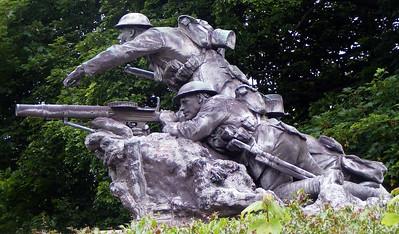 Glasgow - WW1 & WW2