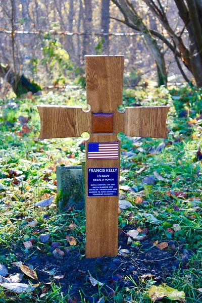 Francis Kelly Medal of Honor