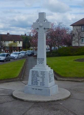 Ayr - St Quivox WW1 & WW2