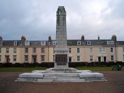Ayr - Both World Wars