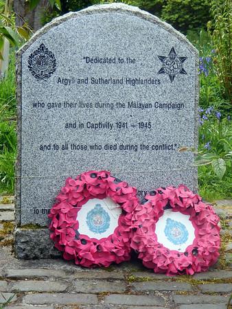 Argyll & Sutherland Highlanders WW2