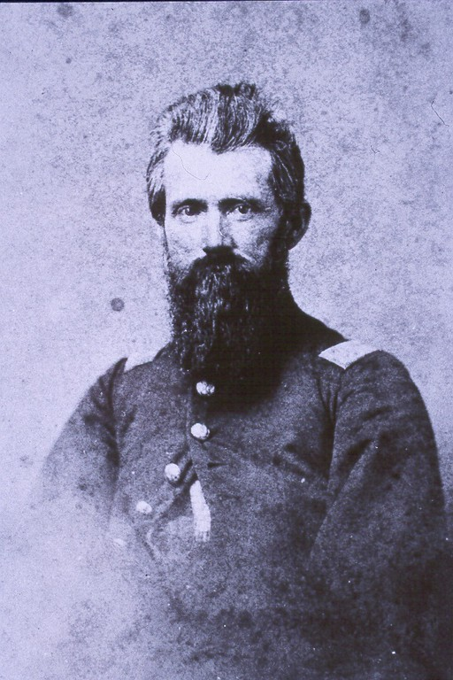 Capt. W. W. McCarty, Co E (78th OVI)-1