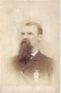 Pvt. John E. Young, Co. E, 78th OVI