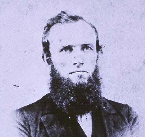 Pvt. James W. Mackey, Co G (78th OVI)